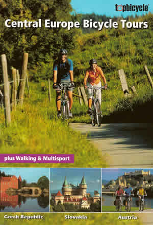 Central Europe Cycling - Our 48-page, full-color brochure