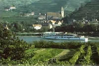 Wachau valley - Spitz